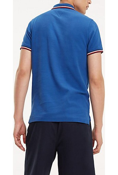 Tommy Hilfiger Erkek Polo Yaka T-Shirt U003507