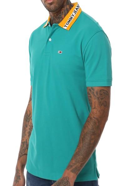 Tommy Hilfiger Erkek Polo Yaka T-Shirt U003531