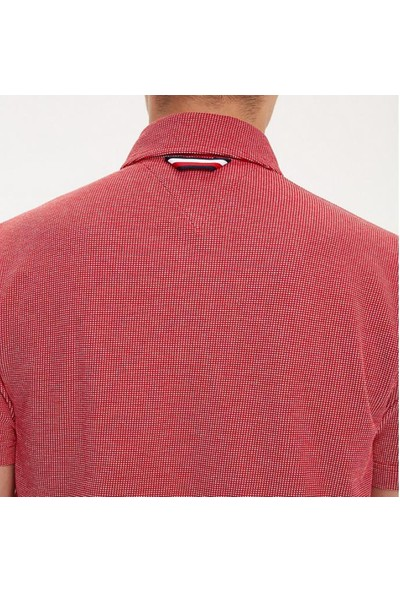 Tommy Hilfiger Erkek Polo Yaka T-Shirt U003535