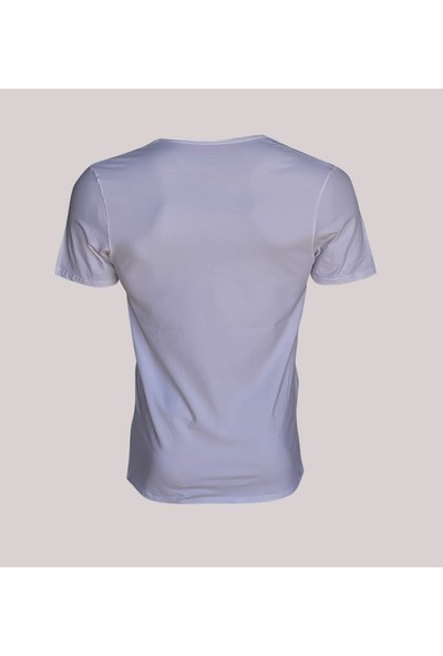 Fit And Size Bambu Yuvarlak Yaka T-Shirt