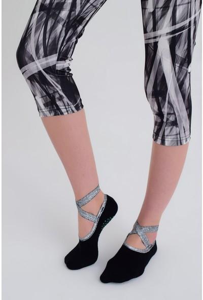B-Fit Kadın Reformer Çorap