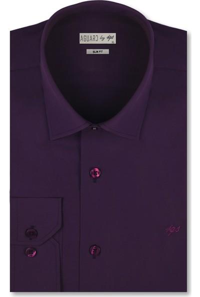İGS Slim Fit Gömlek (Klasik)