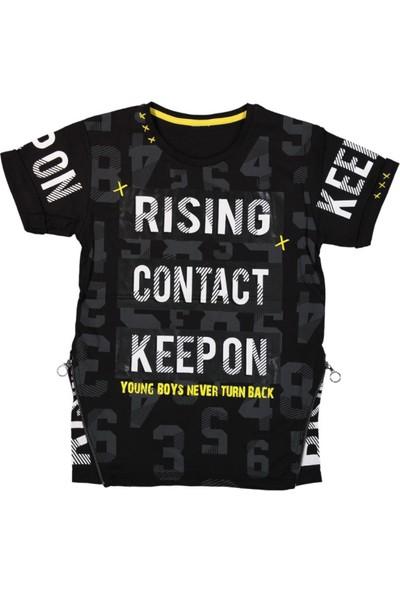 Beneti Erkek Çocuk Baskılı T-Shirt