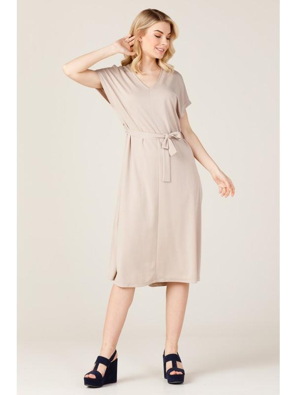On V Yaka Basic Elbise