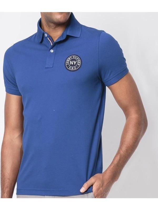 Tommy Hilfiger Erkek Polo Yaka T-Shirt U003509