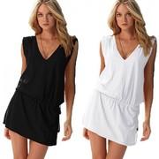 94549f686dcce Pratik Yeni Trend Şık Yazlık Elbise (Kırmızı Beden:1) Fiyatı