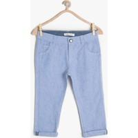 Koton Erkek Çocuk Normal Bel Pantolon Mavi