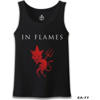Lord T-Shirt In Flames T-Shirt