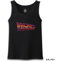 Lord T-Shirt Back To The Future - Logo T-Shirt