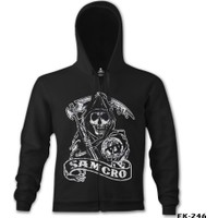 Lord T-Shirt Sons Of Anarchy - Samcro