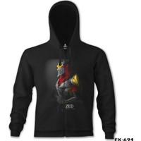 Lord T-Shirt League Of Legends - Zed Mask