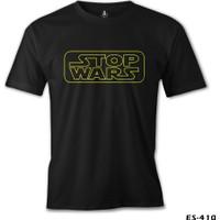 Lord T-Shirt Stop Wars Erkek T-Shirt