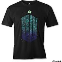 Lord T-Shirt Dr.Who - Bow Ties Erkek T-Shirt