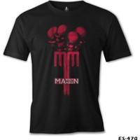 Lord T-Shirt Marilyn Manson - Mm Erkek T-Shirt