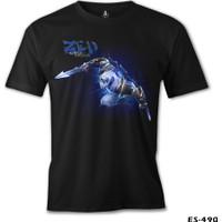 Lord T-Shirt League Of Legends - Zed Shockblade Erkek T-Shirt