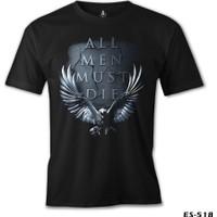 Lord T-Shirt Game Of Thrones - All Men Must Die Erkek T-Shirt