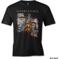 Lord T-Shirt Supernatural - Winchester Erkek T-Shirt