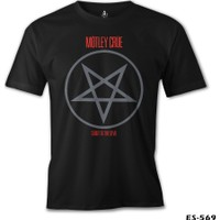 Lord T-Shirt Mötley Crüe - Shout At The Devil Erkek T-Shirt