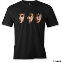 Lord T-Shirt Harry Potter & Ron & Hermione Erkek T-Shirt