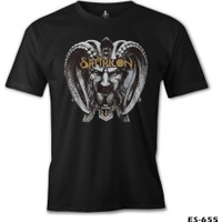 Lord T-Shirt Satyricon Erkek T-Shirt