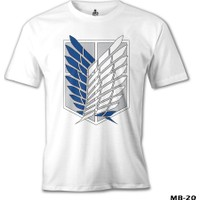 Lord T-Shirt Attack On Titan - Logo