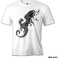 Lord T-Shirt Game Of Thrones - Dragons
