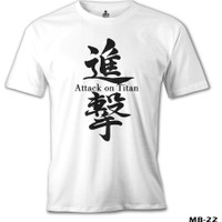 Lord T-Shirt Attack On Titan - Sign