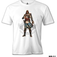 Lord T-Shirt Assassins Creed Iv - Black Flag