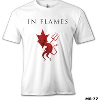 Lord T-Shirt In Flames