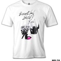 Lord T-Shirt Lady Gaga - Beautiful Dirty Rich