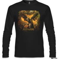 Lord T-Shirt Avenged Sevenfold - Hail To The King Siyah Erkek T-Shirt
