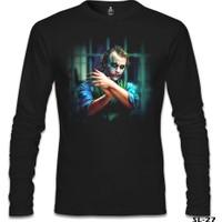 Lord T-Shirt Joker Siyah Erkek T-Shirt