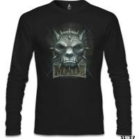 Lord T-Shirt Maddog Siyah Erkek T-Shirt