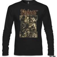 Lord T-Shirt Slipknot Siyah Erkek T-Shirt