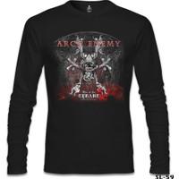 Lord T-Shirt Arch Enemy - Rise Of Tyrant Siyah Erkek T-Shirt