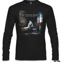 Lord T-Shirt My Dying Bride - The Map Siyah Erkek T-Shirt