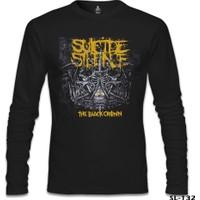 Lord T-Shirt Suicide Silence - The Black Crown Siyah Erkek T-Shirt