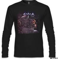 Lord T-Shirt Sodom - Better Off Dead Siyah Erkek T-Shirt