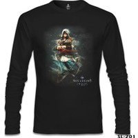 Lord T-Shirt Assassin's Creed 2 Siyah Erkek T-Shirt