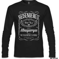 Lord T-Shirt Breaking Bad - Heisenberg's Siyah Erkek T-Shirt