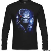 Lord T-Shirt Avp - Predator Siyah Erkek T-Shirt