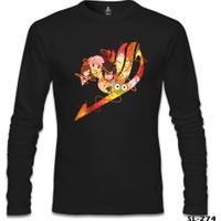 Lord T-Shirt Fairy Tail Siyah Erkek T-Shirt