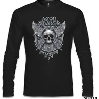 Lord T-Shirt Amon Amarth 3 Siyah Erkek T-Shirt