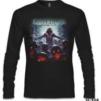 Lord T-Shirt Disturbed - The Lost Children Siyah Erkek T-Shirt