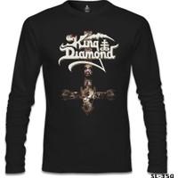 Lord T-Shirt King Diamond Iı Siyah Erkek T-Shirt
