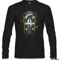 Lord T-Shirt Gibson Siyah Erkek T-Shirt
