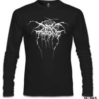 Lord T-Shirt Dark Throne Siyah Erkek T-Shirt