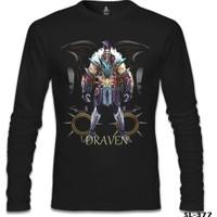 Lord T-Shirt League Of Legends - Draven Siyah Erkek T-Shirt