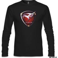 Lord T-Shirt S4 League Siyah Erkek T-Shirt