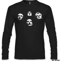 Lord T-Shirt Queen Siyah Erkek T-Shirt